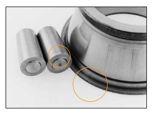 What are the suggested procedures for TIMKEN bearing analysis?