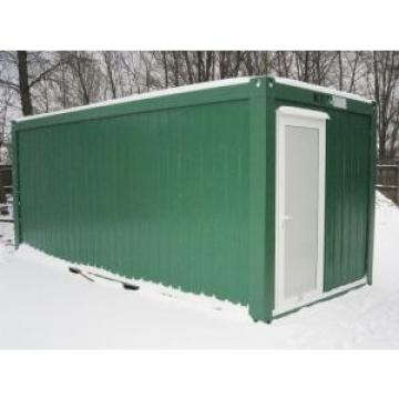 20ft Folding Container House , Prefab Accommodation Container House Original import