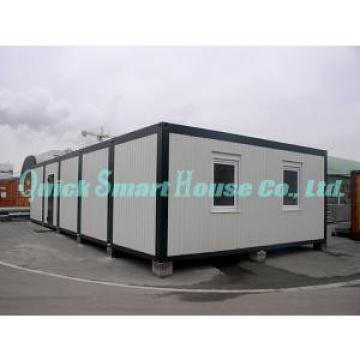 Movable Folding Container House , 2 Storey Steel Frame Prefabricated Houses Original import