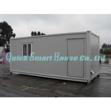 Sandwich Panel Modular Folding Container House , Simple Modular Guard House Original import