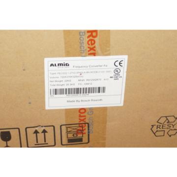 37KW Bosch Rexroth fecg021-37k0-3p400-a-bn-modb-01v01-s001 Almig