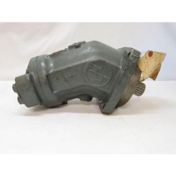 Rexroth Liebherr A2FM63/61W-VAB010 9408463 Hydraulic Motor 5102 330 14A
