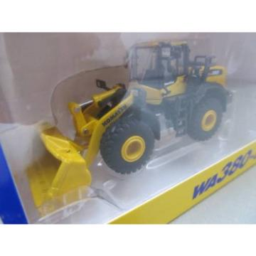 New Gambia  Komatsu Official Model WA380-8 Wheel Loader diecast 1/87 Rare Item Japan F/S