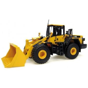 UH8001 Rep.  Universal Hobbies Komatsu WA 470/7 Construction Machine 1/50 Diecast