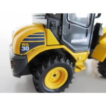 New Brazil Miniature 1/32 Komatsu KOMATSU wheel loader WA30-6 BOX from Japan diecast