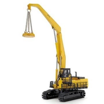 Joal Uruguay 401 Komatsu PC1100LC-6 Material Handler Set with 3 Attachments Scale 1:50