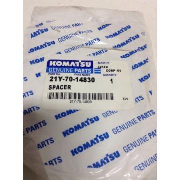 *NEW* Haiti KOMATSU SPACER P/N: 21Y-70-14830 *Warranty**Fast Shipping*