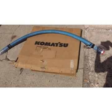 Komatsu Reunion  HA7413 Brake Cooling Hydraulic Hose 78in Length 2-1/4in OD New*