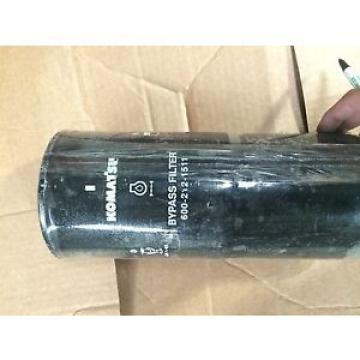 Komatsu Swaziland  Oil Filter part no. 600-212-1511