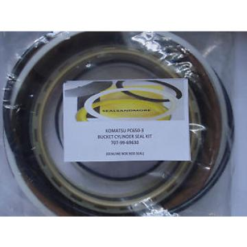 Komatsu Liechtenstein  Replacement 707-99-69630 Bucket Cylinder Seal Kit PC650-3 W/NOK Rod Seal