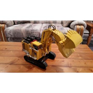 ByMo Burma  Komatsu PC 8000 Mining Front Bucket Shovel Diecast Model 1/50 Scale *NEW*