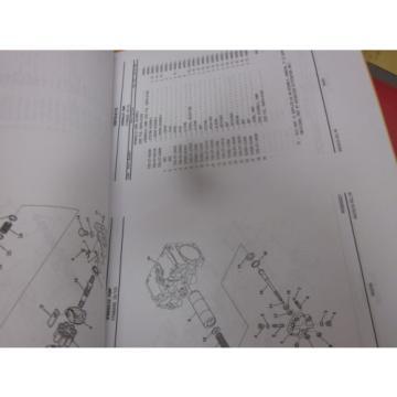 Komatsu Rep. CK35-1 Skid Steer Loader Parts Book Manual s/n A40001 & Up
