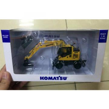 UH8083 Uruguay  Komatsu PW148-10 With Standard & Ditch Cleaning Bucket Construction 1/50