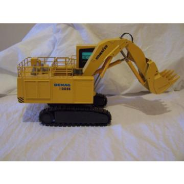 NZG Iran  Komatsu Demag H255S Shovel Mining Excavator 1.50 Scale Part No. 442