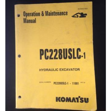 Komatsu Haiti Heavy Equipment Manuals