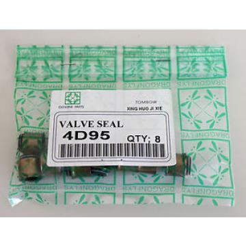 Komatsu Burma 3261cc 3.3 2C12 4D95 Valve Stem Oil Seals