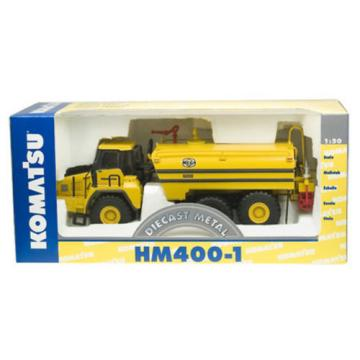 Joal Andorra 40061 KOMATSU HM400-1 Articulated Water Tanker Truck Mining Diecast 1:50