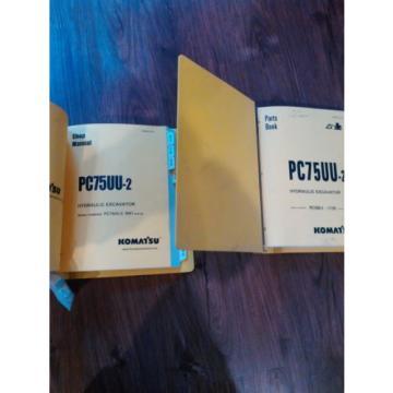 Komatsu Ethiopia PC75uu-2 manuals