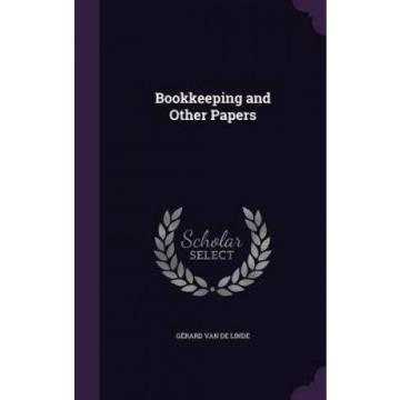 Bookkeeping Angola and Other Papers by Gerard Van De Linde.