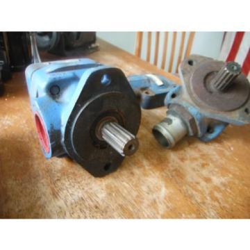 Vicker#039;s Malta Vane Hydraulic Pump origin Old Stock NOS for Ford 3400