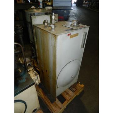 5 Barbuda HP Hydraulic Unit w/ Vickers Pump, Type# PVB15RSY31CM11, Vertical, Used