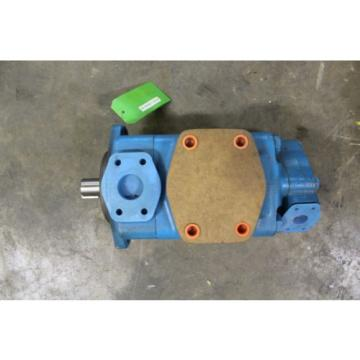 REBUILT Slovenia  VICKERS 4525V50A141CC10180 ROTARY VANE HYDRAULIC PUMP 1-1/2#034; IN 1#034; OUT
