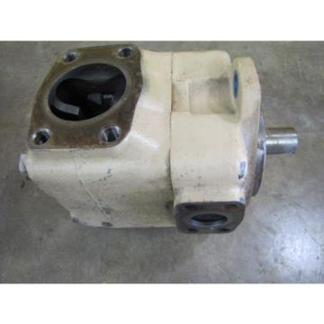 VICKERS Fiji 45V60A1C22R VANE TYPE HYDRAULIC PUMP 3#034; INLET 1-1/2#034; OUTLET 1-1/4#034; SHAFT