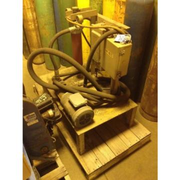 VICKERS Suriname  V20 1P11P 1C11 Hydraulic Pump w/ Reliance Electric 15HP Motor 208-230V