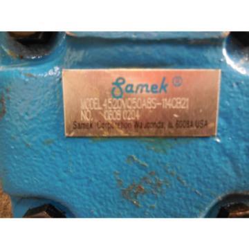 Origin Rep. SAMEK VICKERS VANE PUMP # 4520VQ50A8S-114CB21
