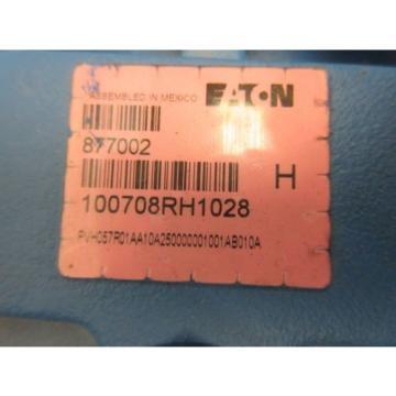 Origin Mauritius VICKERS PVH057R01AA10A250000001001AB010A 877002 100708RH1028 PUMP D517633