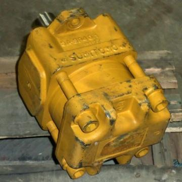 SUMITOMO HIGH-PERFORMANCE INTERNAL GEAR PUMP JCH