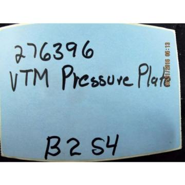 276396 Bulgaria  Eaton / Vickers VTM42 Series Pressure Plate Fits Most VTM Pumps [B2S4]