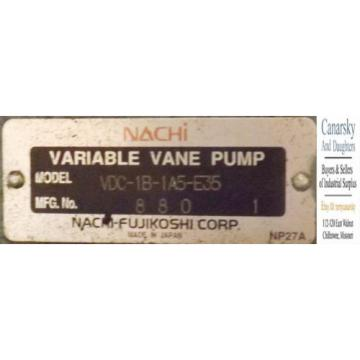 1 St.Lucia USED HYDRAULIC POWER PACK 10 HP MOTOR NACHI PUMP MAKE OFFER