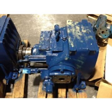 Vickers United States of America  Hydraulic Pumps