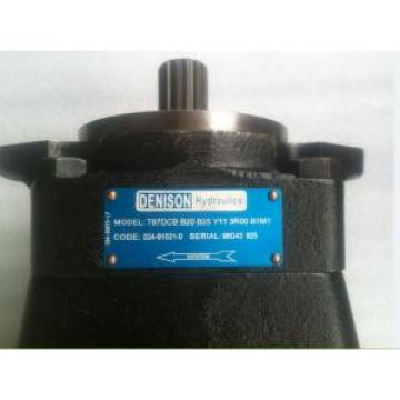 Denison CostaRica triple pump T67DCB B20 B25 Y11 3R00 B1M1