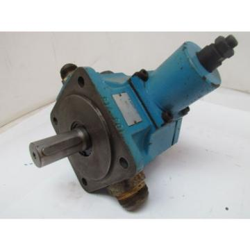 Vickers Fiji  VVA40EP-CDWW21 Variable Displacement Vane Hydraulic Pump