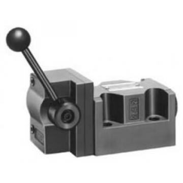 DMG-06-2D7A-50 Manually Operated Directional Valves
