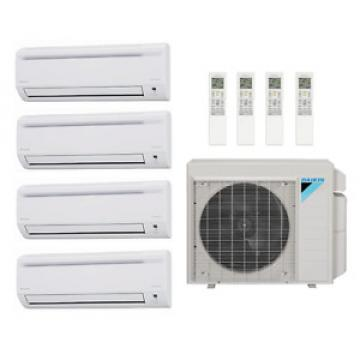 47,000 Btu 177 Seer Daikin Ductless Mini Split Heat Pump System - 7K-7K-9K-24K