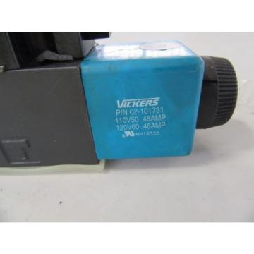 Vickers Swaziland Hydraulic Directional Control Valve DG4V-3S-2A-M-FTWL-B5-60