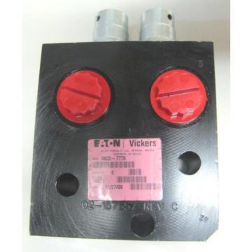 Eaton Barbuda / Vickers Hydraulic Valve
