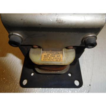 Vickers Iran 179029-V D05 Hydraulic Valve 120 Volt Coil
