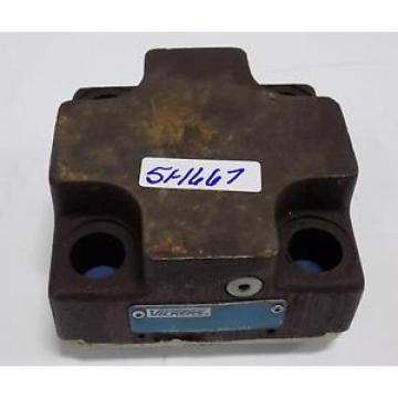 VICKERS Gambia HYDRAULIC DIRECTIONAL VALVE COVER F3-CVCS-32-PC-S2-10