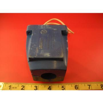 Vickers UnitedStatesofAmerica 400823 Coil 115/120v 60Hz-08a 110v 50Hz-096a Solenoid Hydraulic Nnb