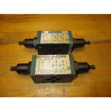 Vickers Liberia Sperry DGMFN-3-Y-A2W-B2W-21 Hydraulic Directional Valve DGMFN3YA2WB2W21