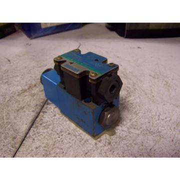 Origin Egypt  VICKERS DG4V-3S-OBL-M-FW-B5-60 HYDRAULIC DIRECTIONAL VALVE 120 VAC COIL