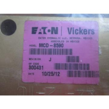 EATON Cuinea  VICKERS HYDRAULIC OPEN CENTER VALVE KIT 15 GPM MCD-890 200-0273-02 Origin