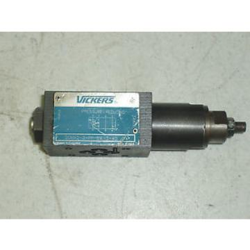 DO3 Malta  VICKERS HYDRAULIC REDUCING MODULE