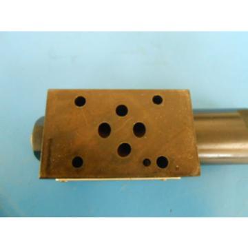 Vickers Liechtenstein Pressure Reducing Hydraulic Valve, DGMX1-3-PP-AW-S-40