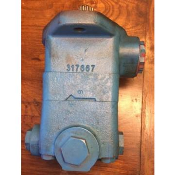 Vickers Samoa Western  Eaton Hydraulic Power Steering Pump Thomas Bus Mack V10nf1s6t38d5020091