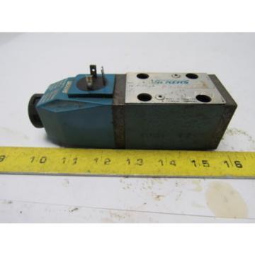 Vickers Cuba DG4V-3-2A-M-U-B7-30 Hydraulic Control Valve 120V Coil